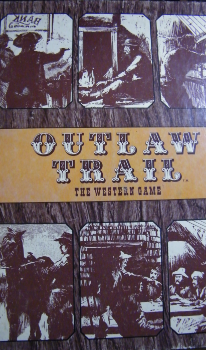 GSE80001 Outlaw Trail Box Cover