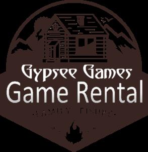 Gypsee Games Game Rental Logo