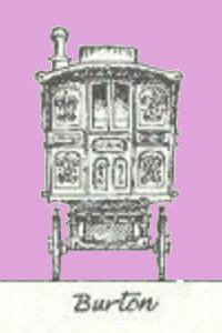 Gypsy Burton Vardo - Miniatures Storage Solution